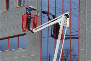 Anhängerarbeitsbühnen aerial work platform Matilsa Parma12