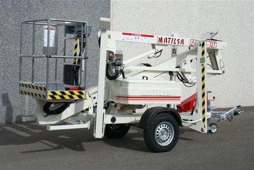 Aerial work platform Matilsa Parma12t