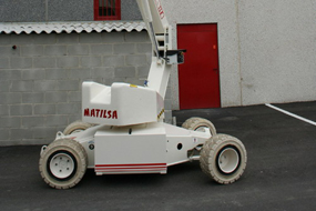 Self propelled aerial work platform Matilsa Parma13E