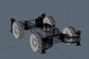 Self propelled aerial work platform Matilsa Parma16D