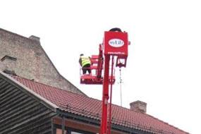 Aerial work platform Matilsa Parma21D