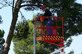 Plataforma de elevaçao Matilsa Parma7