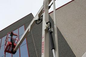 Trailer mounted aerial work platform Matilsa Parma9
